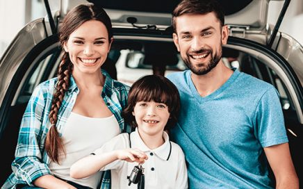 Family Car Safety Features