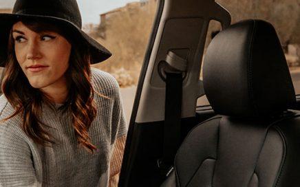 women -financing a car